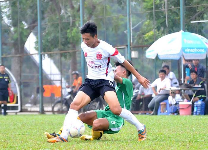CHÙM ẢNH: U21 Long An tham gia giải đấu trước thềm VCK U21 Quốc gia