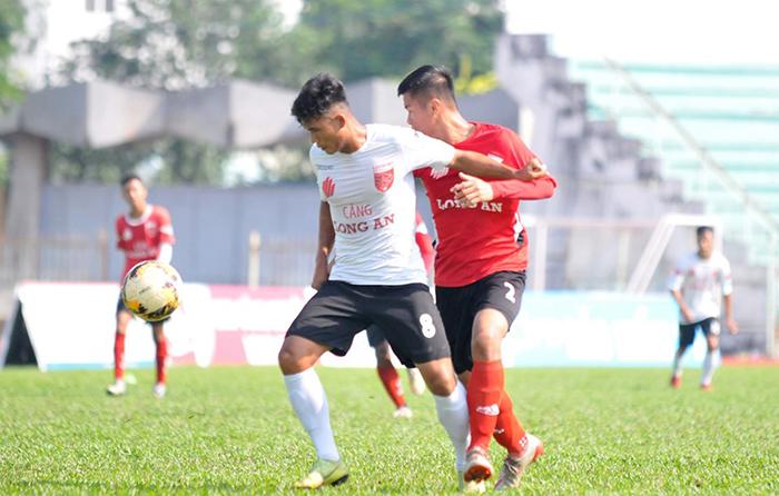 U21 Long An thắng đậm trận giao hữu, sẵn sàng cho giai đoạn 2 VL U21 Quốc gia