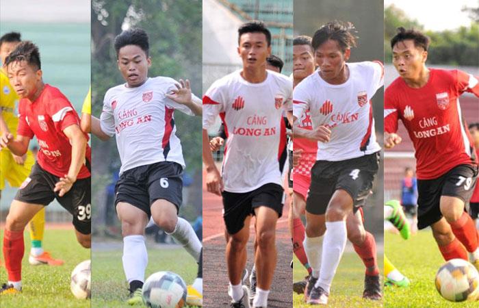 CLB Long An bất ngờ chia tay 5 cầu thủ sau chuỗi trận không như ý