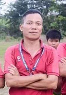 Trợ lý HLV Trần Tuấn Linh