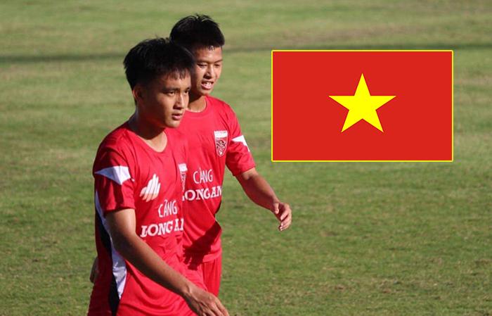 CLB Long An đóng góp 2 cái tên trong danh sách triệu tập U22 Việt Nam