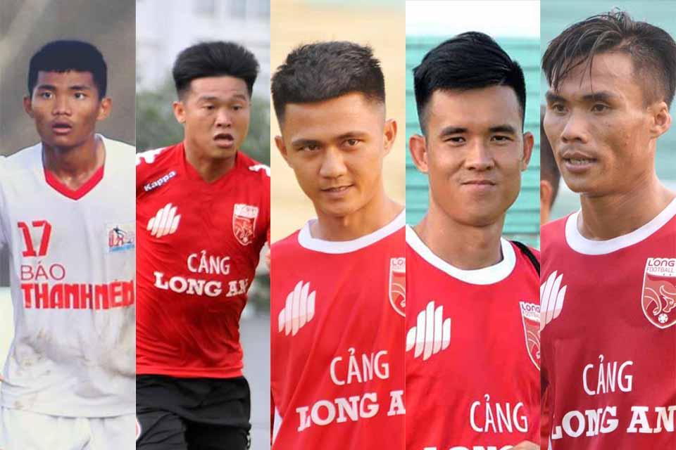 Tất tần tật về 5 tân binh CLB Long An mùa giải Hạng Nhất 2019