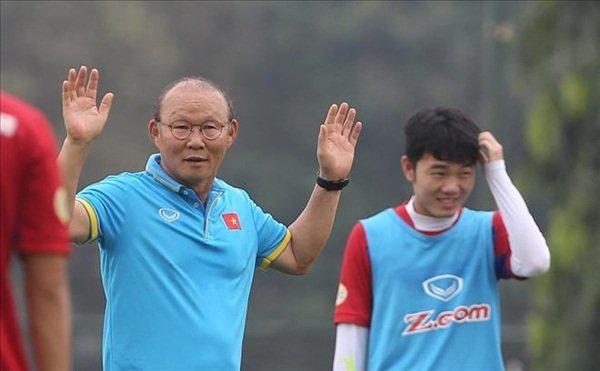 HLV Park Hang Seo chỉ ra tử huyệt của UAE trước trận tranh HCĐ