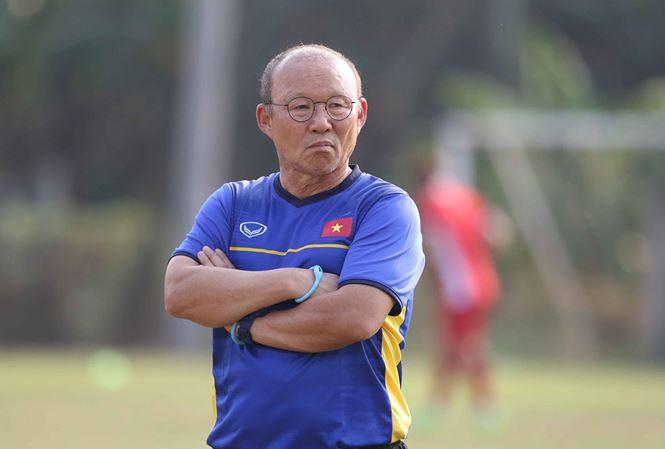 HLV Park Hang-seo trở lại Việt Nam chuẩn bị