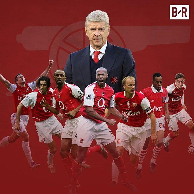 Đội hình 'bá đạo' của Arsenal thời Arsene Wenger
