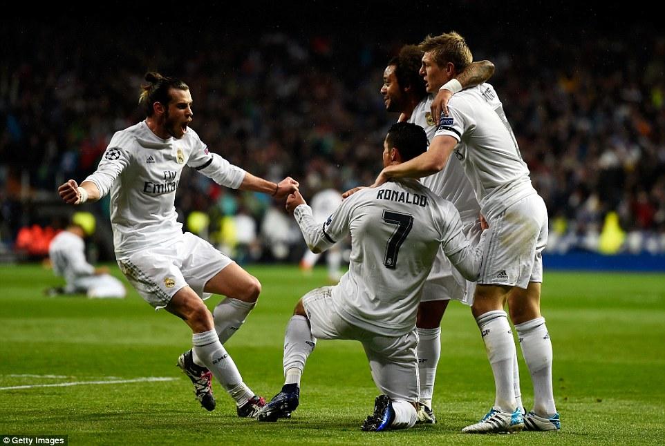 Những cái tên sẽ theo chân Ronaldo 'đào tẩu' khỏi Bernabeu