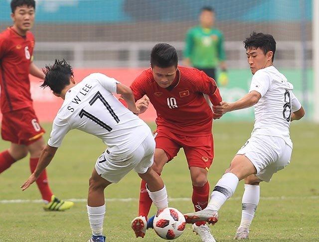 5 điểm khác biệt giữa U23 Việt Nam ở Thường Châu và ASIAD 2018