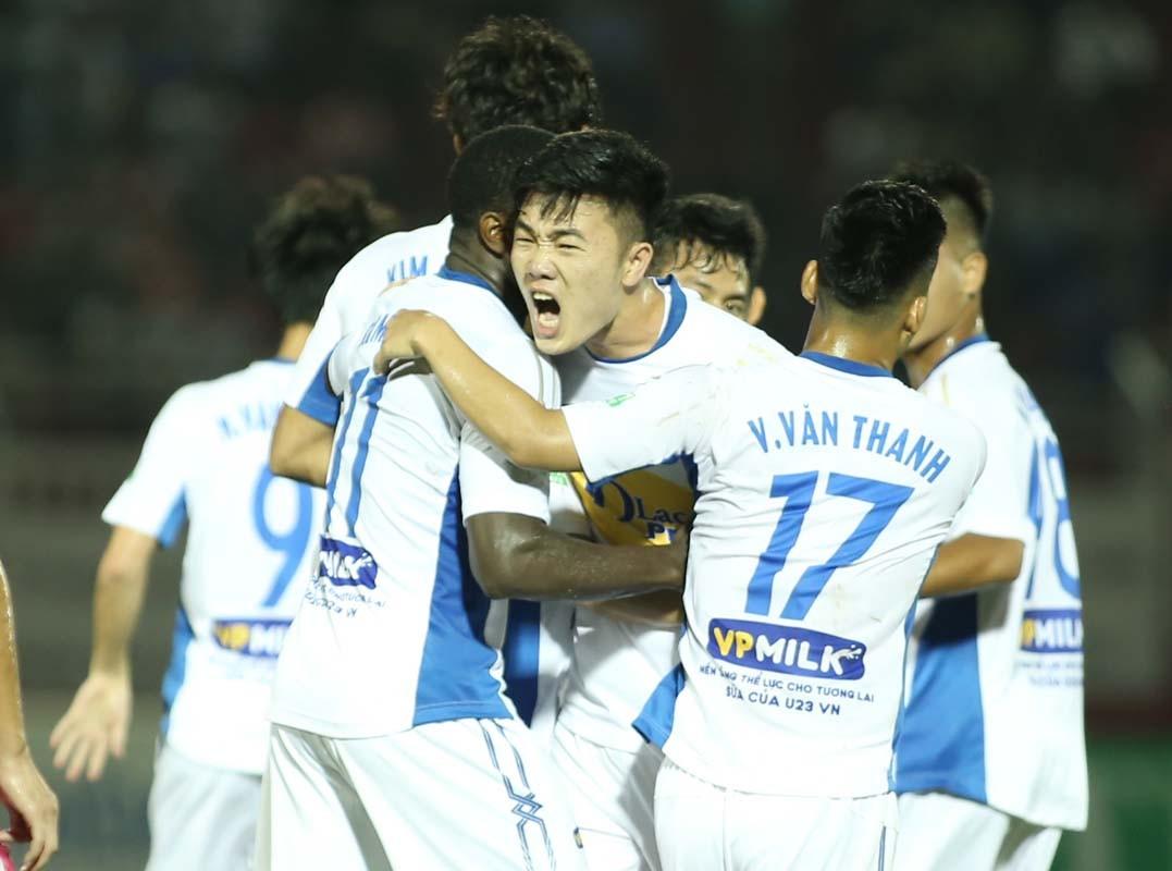 Top 5 chân sút nội tốt nhất V-League: Vinh danh ngôi sao U23 Việt Nam