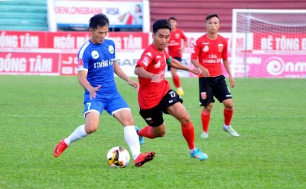 Highlights Long An 2-1 XMFC Tây Ninh: Hải Đăng tỏa sáng ở phút bù giờ